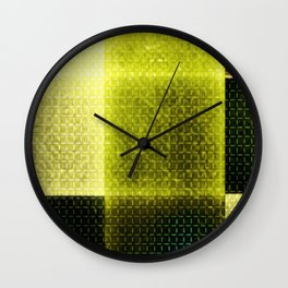 COLOURFUL HILLS V-4 Wall Clock
