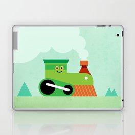 Happy Train Laptop & iPad Skin