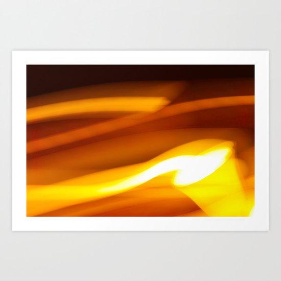 Fire Bell Art Print