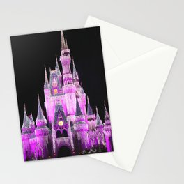 Castle Fit for a Princess Stationery Cards