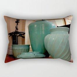 Got To Urn Your Keep Rectangular Pillow