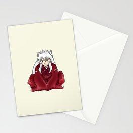 Inu-yasha Stationery Cards