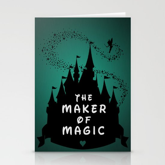 Disney Stationery Cards