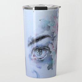 I see right through you Travel Mug