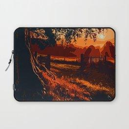 Heart of Autumn Laptop Sleeve