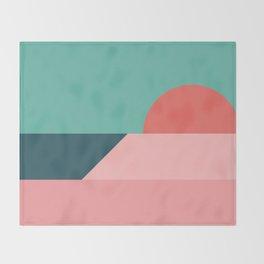 Sunseeker 11 Throw Blanket