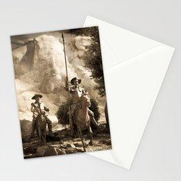Don Quixote Of La Mancha Stationery Cards