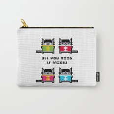All You Need Is Meow Carry-All Pouch
