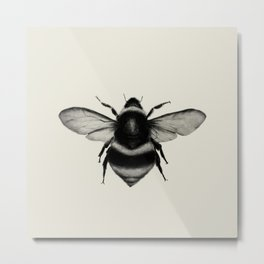 The Bumblebee Metal Print