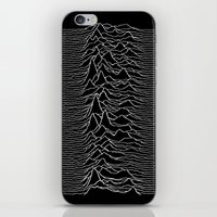 joy division iPhone & iPod Skins featuring Joy Division  by Thug