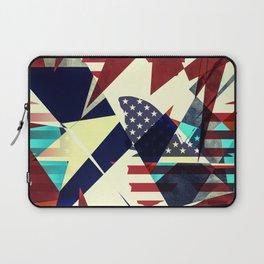 USA - Butterfly Effect Laptop Sleeve
