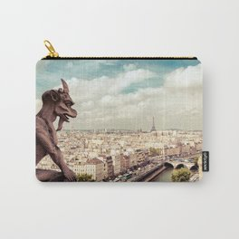 Paris - From Above Carry-All Pouch