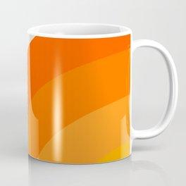 Sunrise Rainbow - Left Side Coffee Mug