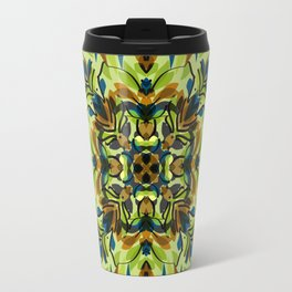Abstract forest 1 Travel Mug