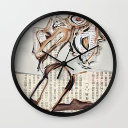 Solace Traveler Wall Clock