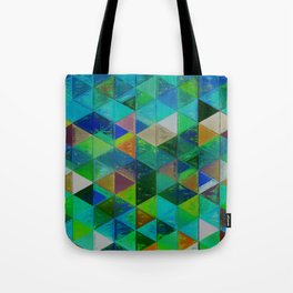 Lozenges Tote Bag