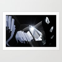 Lemurian Dream II Art Print