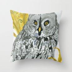 Twilight Guardian Harry Potter Owl Throw Pillow