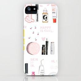 Glossier Top Shelf iPhone Case