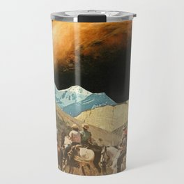 Riders on the slopes Travel Mug