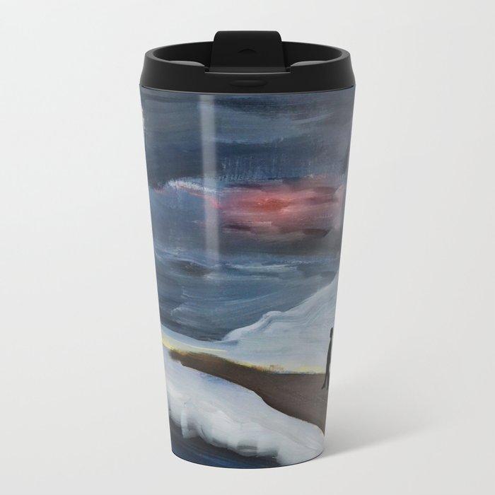 The Challenge Metal Travel Mug