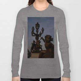 Pont Alexandre III Long Sleeve T-shirt