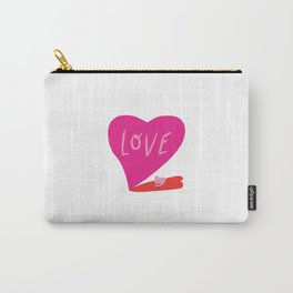 Big Love Carry-All Pouch