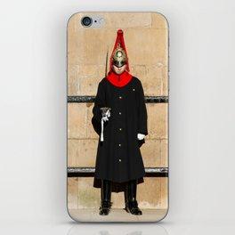 On guard iPhone Skin