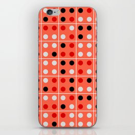 Dominoes iPhone Skin