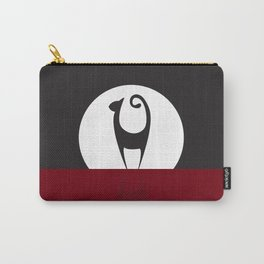 Cat on The Roof Carry-All Pouch