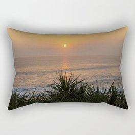 Sunset Bali Rectangular Pillow