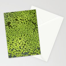 little water leafs II Stationery Cards