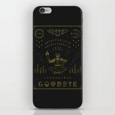Ouija Board iPhone Skin