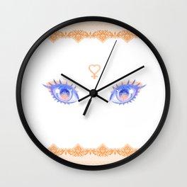 Sailor Venus Eyes Wall Clock
