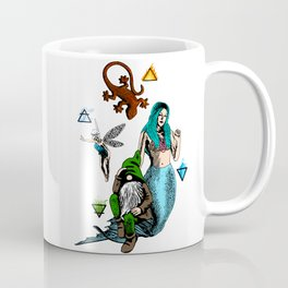The Elementals Coffee Mug