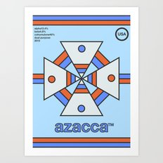 azacca single hop Art Print