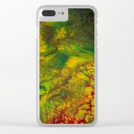 A Moment Forgotten Clear iPhone Case