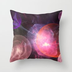 The Reactor Is Critical Throw Pillow