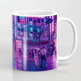Neon Nostalgia Coffee Mug
