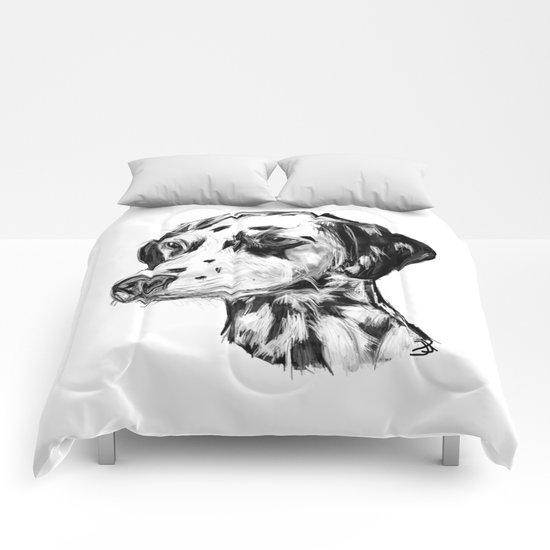 Dalmatian Comforters
