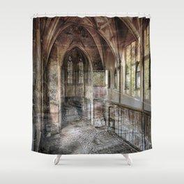 On Hallowed Ground Shower Curtain