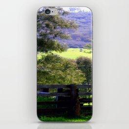 Cattle Yard iPhone Skin