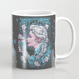 Ice Cream Queen Coffee Mug