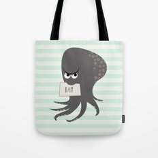 Squid of Contempt Tote Bag