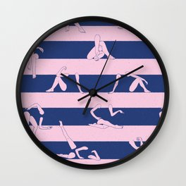 Leah Wall Clock