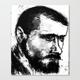 Portait2 Canvas Print
