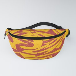abstract 049 Fanny Pack