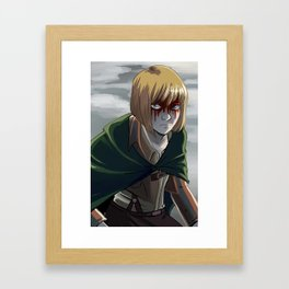 Armin Framed Art Print