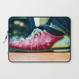 Let's Go Bowling Laptop Sleeve