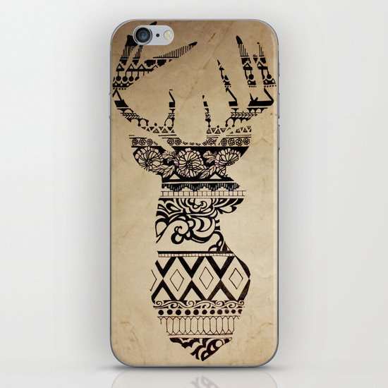 Oh Deer, Oh My iPhone Skin
